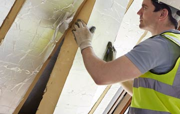 Carrickfergus loft insulation