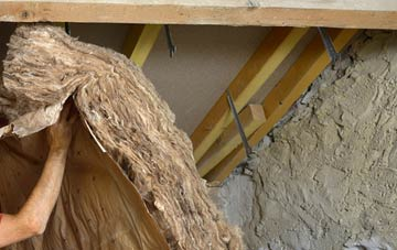 Carrickfergus pitched roof insulation costs